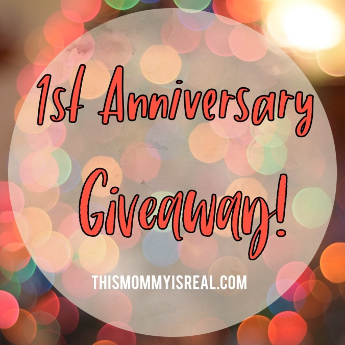 Thank you for a great first year ! - thismommyisreal.com