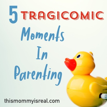 #momlife: Tragicomic Moments in Parenting! (thismommyisreal.com)